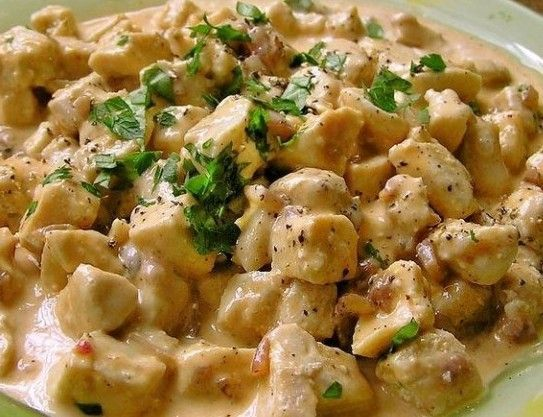Coronation Chicken - British Food - British Food Recipes....I wonder what this is like