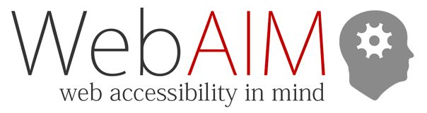 WebAIM - Web Accessibility In Mind. We have web accessibility in mind. Our mission is to empower organizations to make their web content accessible to people with disabilities.