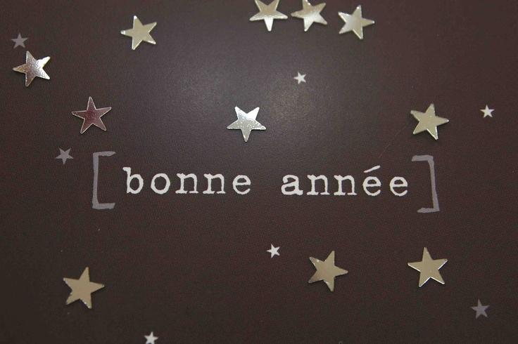 Les étoiles grises/Cartes de voeux 2013