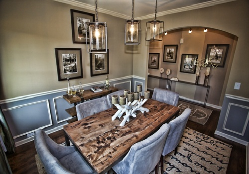 Beautiful dining room from @Lennar CharlotteDining Rooms, Colors Combos, House Design, Home Decor Ideas, Beautiful Dining, Dining Room Tables, Interiors Design, Dinning Room, Diningroom