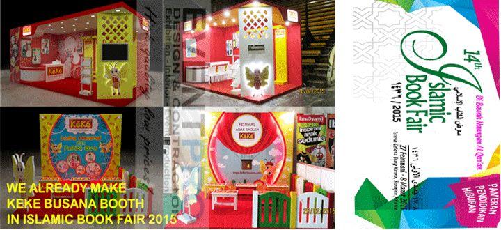 KONTRAKTOR PAMERAN | JASA PEMBUATAN BOOTH PAMERAN | HIGH QUALITY LOW PRICES | http://www.eventpro-kontraktorpameran.com