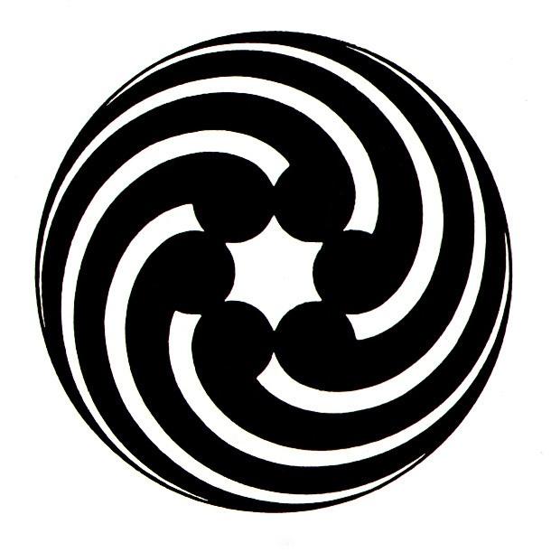 Yusaku Kamekura Logo 4 by sandiv999, via Flickr repinned by Awake — http://designedbyawake.com #japan #graphic #design #symbol #logo #icon