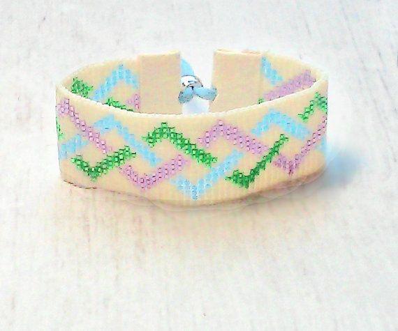 Perles Bracelet - Boho bijoux - Bracelets Womens - Bracelet réglable - cadeau pour sa-bijoux Art - Festival Bracelet - Bracelet manchette