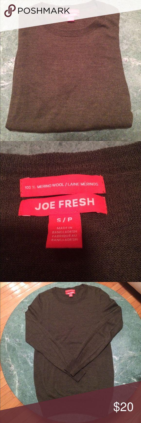 Selling this Joe Fresh Army Green Cardigan | Size Small on Poshmark! My username is: myedenlife. #shopmycloset #poshmark #fashion #shopping #style #forsale #Joe Fresh #Sweaters