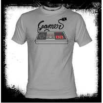 Playera - Gamer Control De Nintendo Nes Retro Snes Mario
