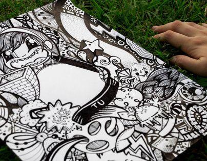 "Consulta mi proyecto @Behance: ""Mundo de papel"" https://www.behance.net/gallery/9707851/Mundo-de-papel"