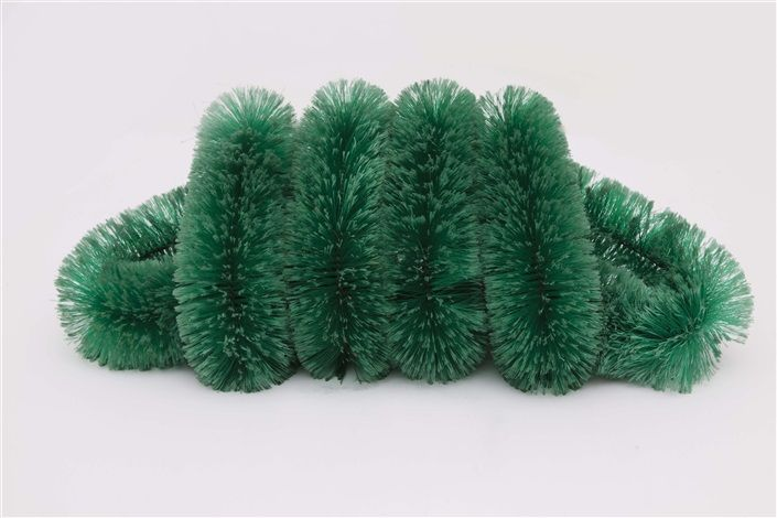 Pino Pascali (Italian, 1935–1968) Title: Baco da setola, 1968 Medium: Sculpture, Plastic and iron Size: 11 x 23.5 x 15 in. (27.9 x 59.7 x 38.1 cm.) Movement: Arte Povera