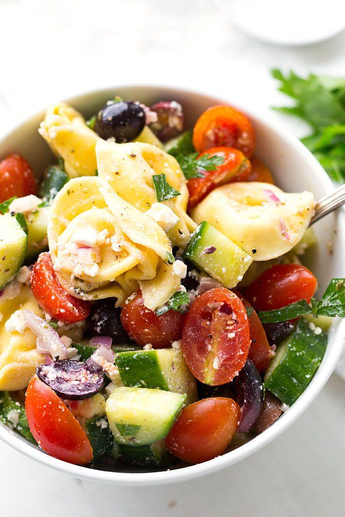 die besten 25 griechischer nudelsalat ideen auf pinterest nudel salate griechischer salat. Black Bedroom Furniture Sets. Home Design Ideas