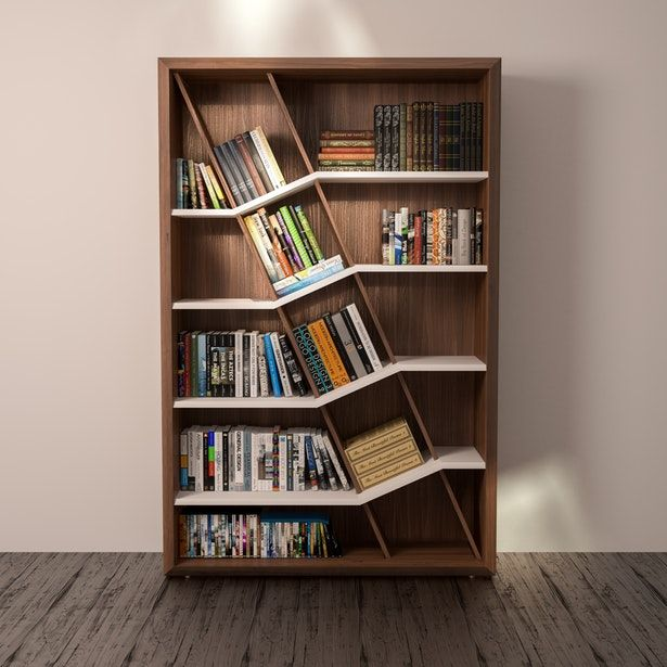 Loculamentum - The revival of the classic bookcase | Schwarzmann LLC | Archinect