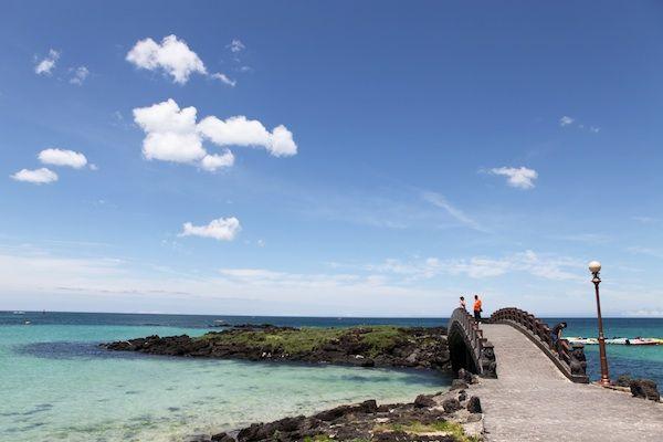 """Jeju Island, South Korea. """"Little Hawaii"""""""