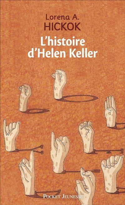 L'histoire d'Helen Keller / Hickok, Lorena A.Quel avenir peut avoir une petite fille de six ans, aveugle, sourde et muette ? Les parents d'Helen sont désespérés jusqu'au jour où Ann Sullivan arrive chez eux pour tenter d'aider Helen à sortir de sa prison sans mots.