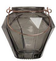 Värmeljushållare Aladdin 10 cm Blandade färger Glas - Ljus & Ljusstakar - Rusta