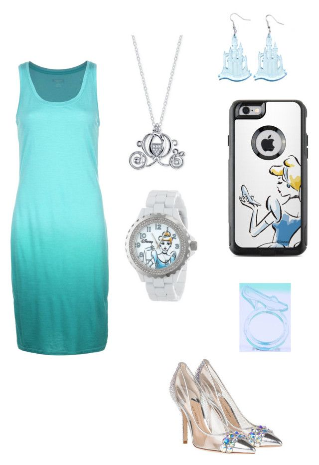 """""""Resi"""" by ser120591 on Polyvore featuring Disney, Icebreaker and eWatchFactory"""