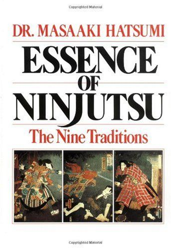 Bestseller Books Online Essence of Ninjutsu Masaaki Hatsumi $12.2  - http://www.ebooknetworking.net/books_detail-0809247240.html