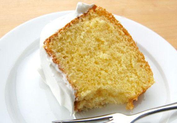 Eggless Pound Cake Recipes
