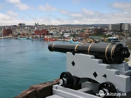 Fort Waldegrave, St. John's, NL