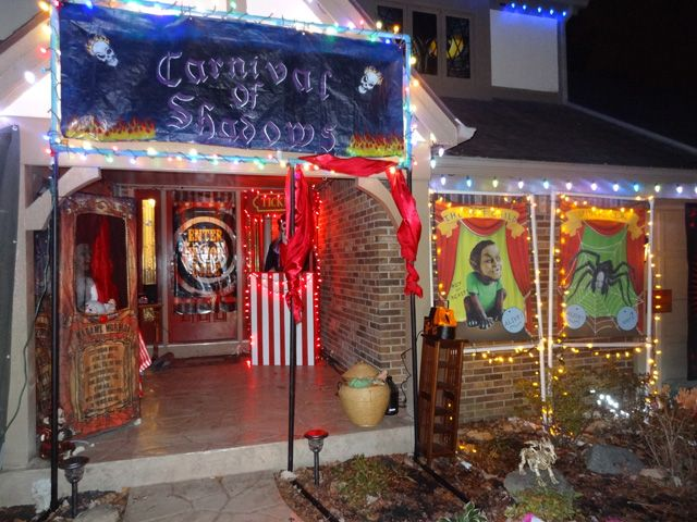 Pop Up Paint Booth >> 702 best images about Halloween: CarnEVIL - Sinister ...