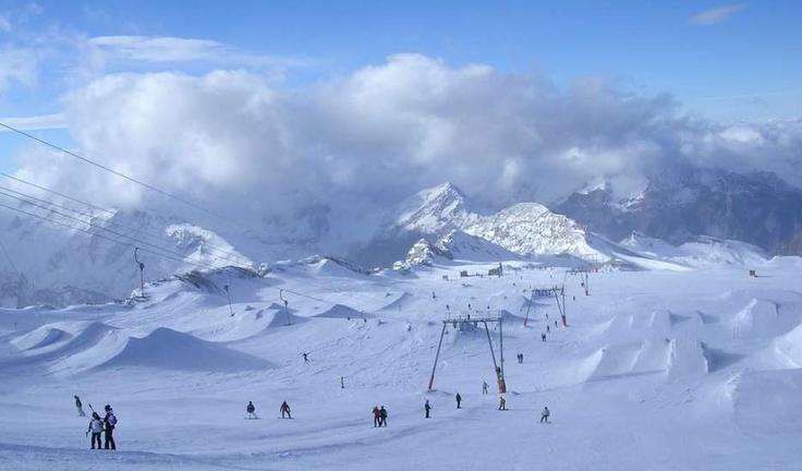 Les Deux Alpes - Take me Back