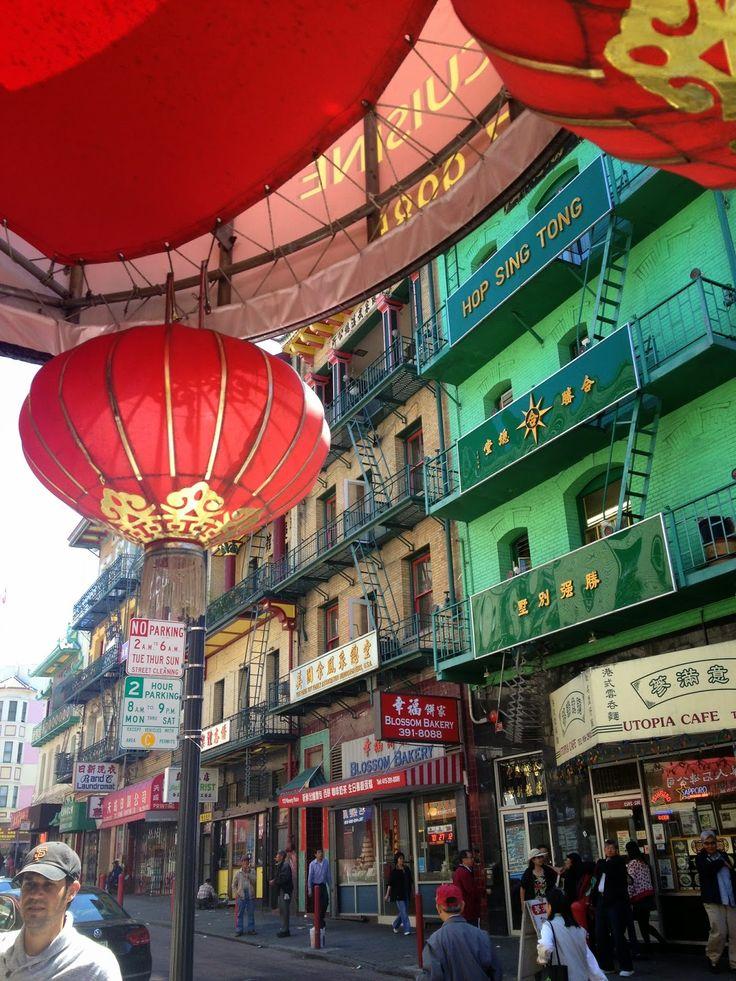 San Franciscou0027s Chinatown Best 369 San franciscoCalifornia