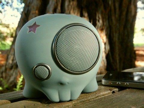Boombotix portable speaker