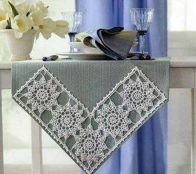 Tina's handicraft : tablecloth