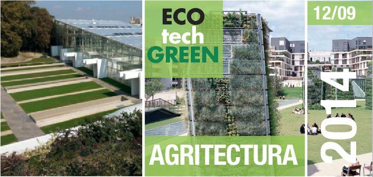 """Paysage - Architettura del Paesaggio - evento_2014_09_flormart - Ecotechgreen - si è parlato de """"I giardini sospesi"""" di Varese - Perliroof"""