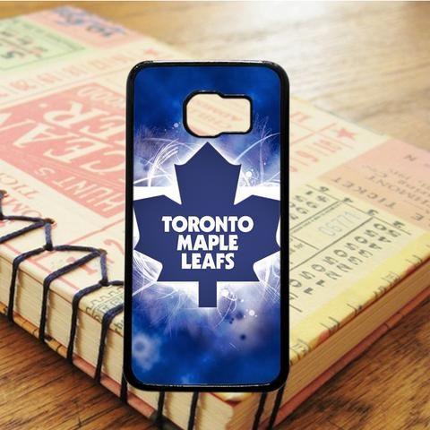 Toronto Maple Leafs Nhl Ice Hokey Leafs Logol Samsung Galaxy S7 Case