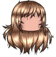 pinНастя on gacha life Волосы  girl hair drawing