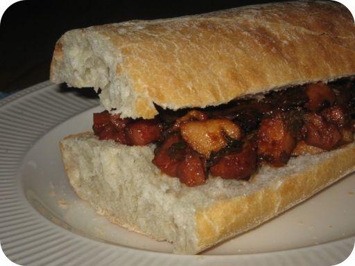 418 beste afbeeldingen over sandwiches bread op Pinterest ...