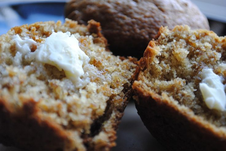 6-WEEK MUFFINS - simplistic bran muffins that taste Oh so good