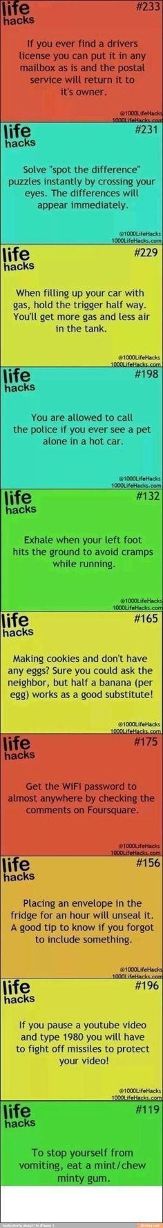 #Life_Hacks For more great pins go to @KaseyBelleFox