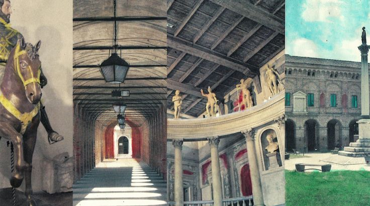 the ITALIAN GOOD PEOPLE! vision about Sabbioneta, heritage by UNESCO with Mantova since 2008