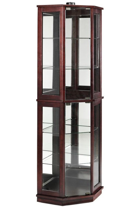 13 best Curio Cabinets images on Pinterest | Antique wardrobe ...