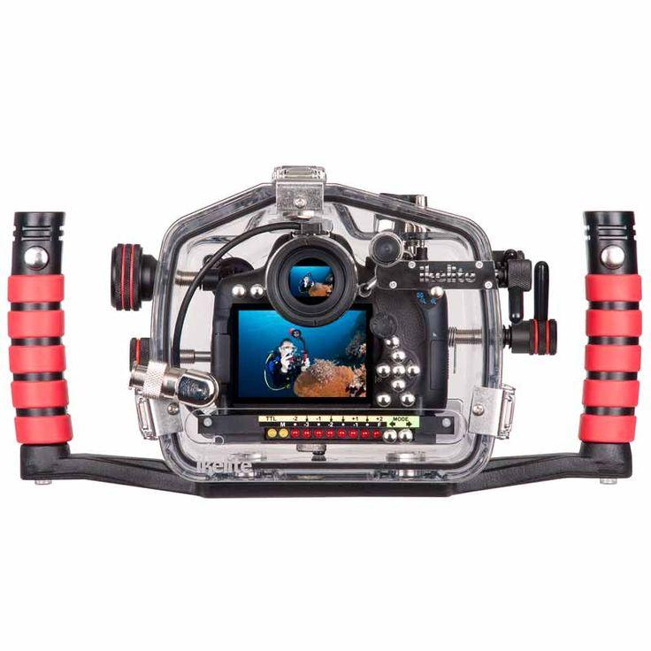 Ikelite Underwater Housing for Canon EOS 750D Rebel T6i (Kiss X8i) DSLR