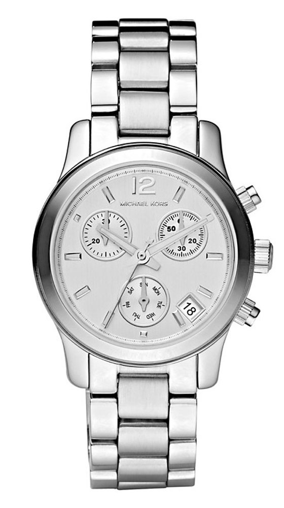 Michael Kors Women's Runway by Michael Kors  LOVE a big chunky watch!