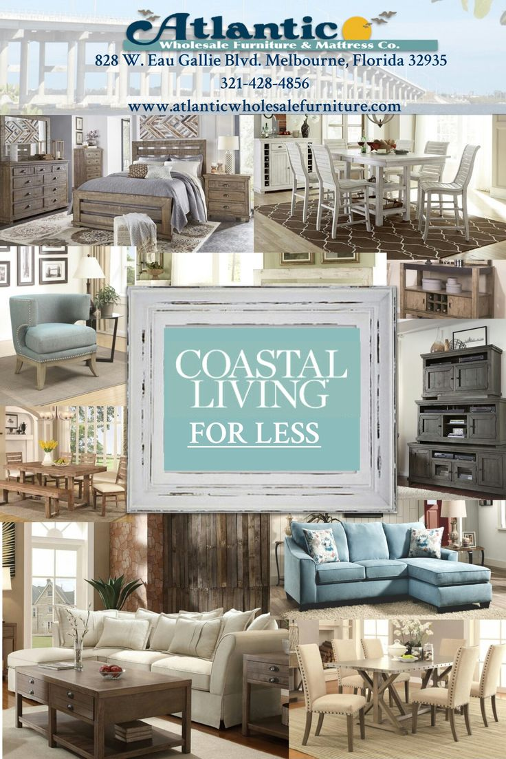 Awesome Coastal Home Furnishings Atlantic Furniture U0026 Mattress Co. 828 West Eau  Gallie Blvd Melbourne Fl