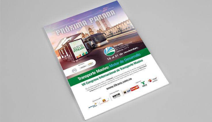 "Consulta mi proyecto @Behance: ""Boletín Informativo Próxima Parada 2015"" https://www.behance.net/gallery/35433695/Boletin-Informativo-Proxima-Parada-2015"