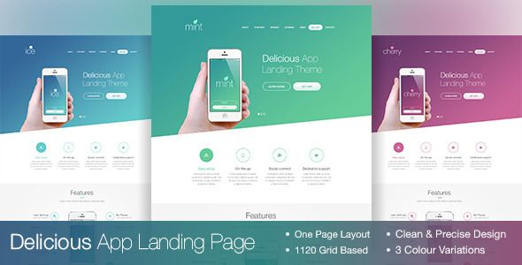 Review Delicious App Landing PSD Themelowest price for you. In addition you can compare price with another store and read helpful reviews. Buy