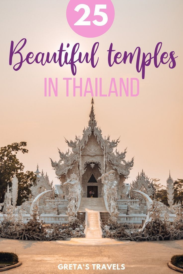 The 25 Most Beautiful Temples In Thailand You Must Visit