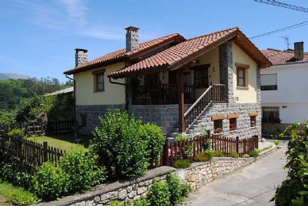 Casa Martina Villar de Huergo, (Piloña), Asturias