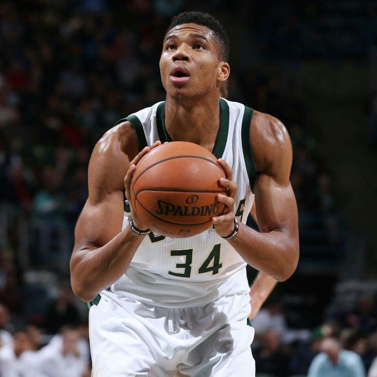 Giannis Antetokounmpo Free Coloring Pages