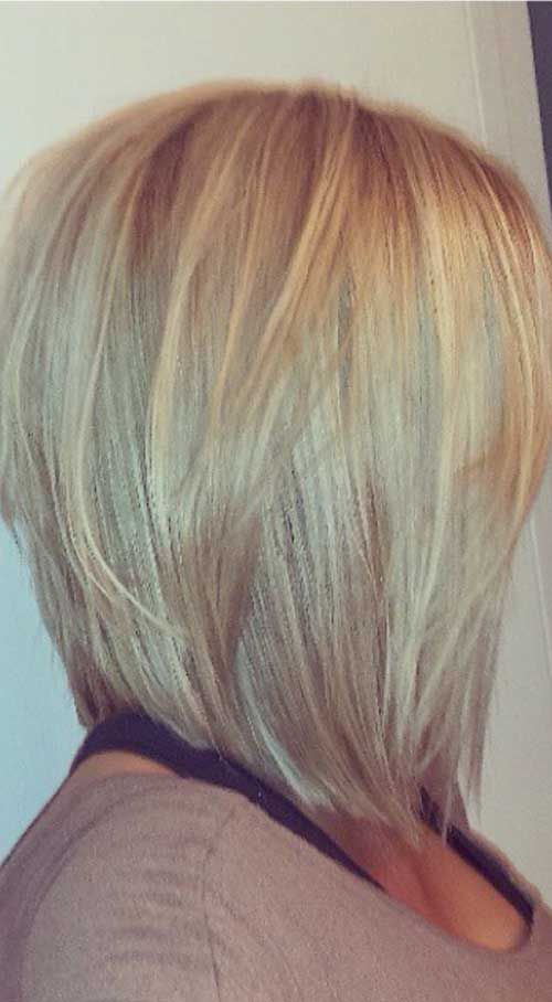 25 Bob Hairstyles With Layers | Bob Hairstyles 2015   Short Hairstyles For  Women