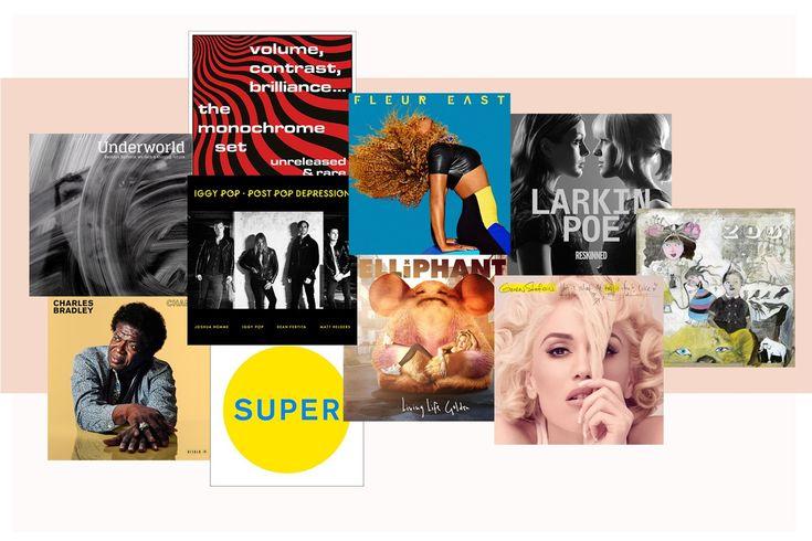 Fleur East und Elliphant läuten in der VOGUE Playlist den Pop-Frühling ein und Gwen Stefani erschafft ein neues Genre: Girl-Pop für Erwachsene.