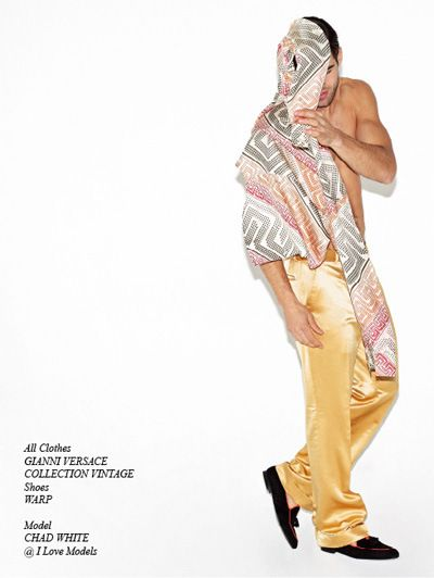 Chad White for Toh! | FASHIONABLY + MALE + PHOTOGRAPHY + ART