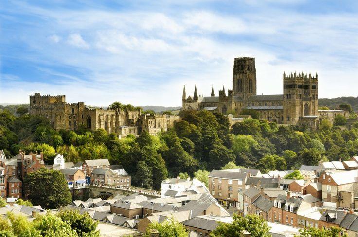 Durham Cathedral & Castle | Amazing Places | Pinterest