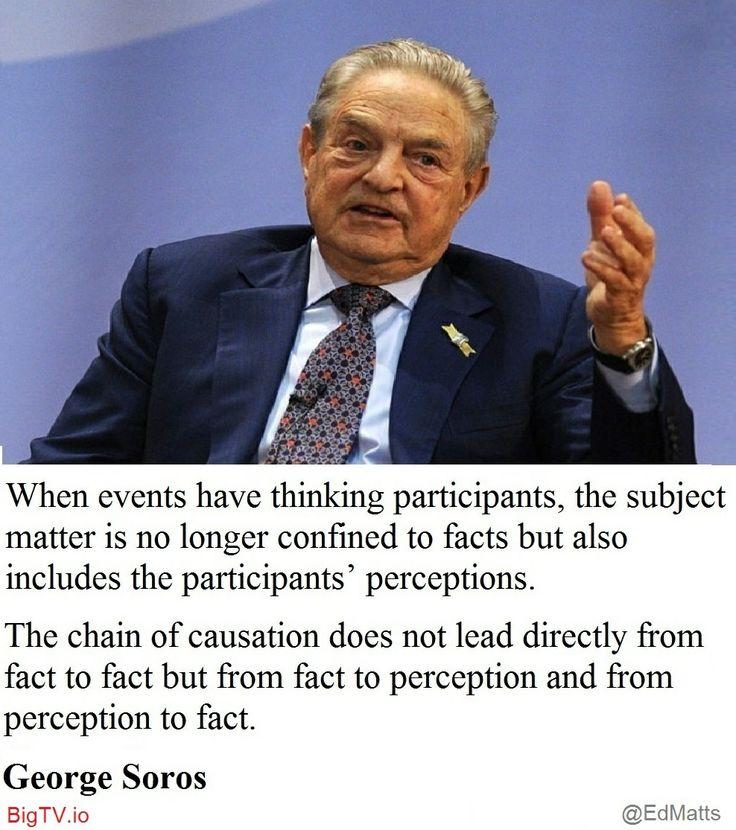 Fact=>Perception=>Fact