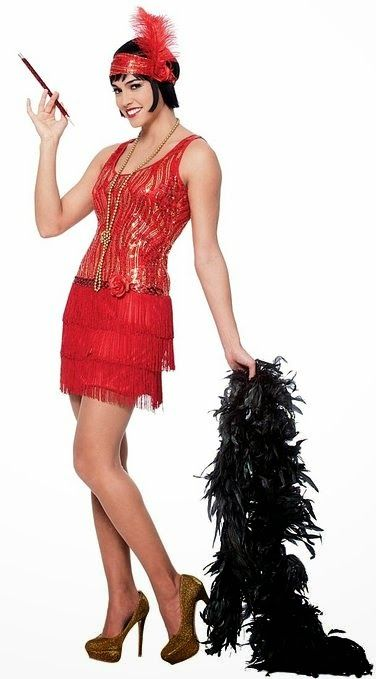 Flapper Girl costume                                                                                                                                                                                 More