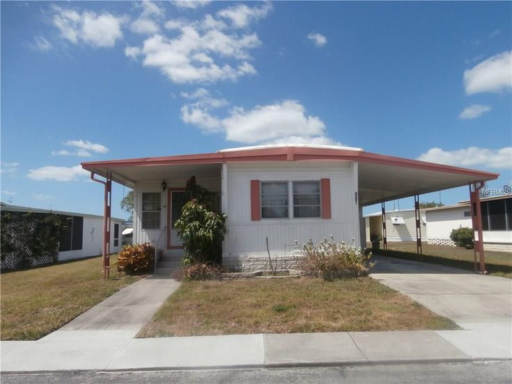 NEW FOR SALE: 3351 LANARK DRIVE, Holiday, FL 34690 $29,500 - Check out this 3 bedroom, 2 bathroom home in active 55+ community with heated pool and low monthly fee of $90, which includes trash removal, on site manager, lawn service and all amenities. Home is in need of T.L.C. but it has a new hot water heater in 2017, air conditioner was replaced in 2014. Kitchen appliances are newer. Extra large storage. — My Florida Regional MLS #: W7628545