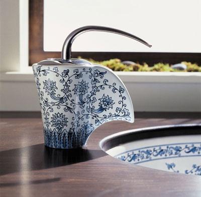 Robinet Kohler - Modèle Vas - Disponible en plusieurs couleurs et motifs
