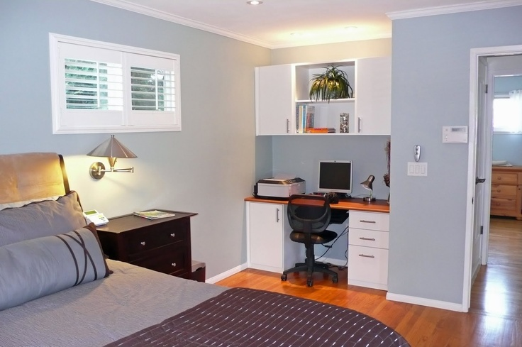 17 Best Images About Wwe Bedroom Ideas On Pinterest: 17 Amazing Master Bedroom Office - House Plans